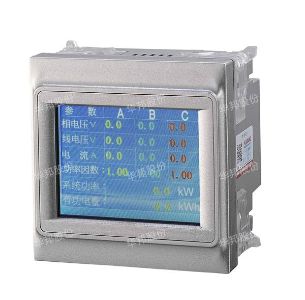 HB series multi-function network power meter (touch screen)